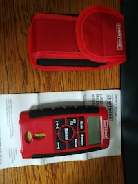 Craftsman laser guided measuring tool with accutra Wylie, 75098