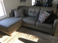 Reversible sectional with chair Las Vegas, 89110
