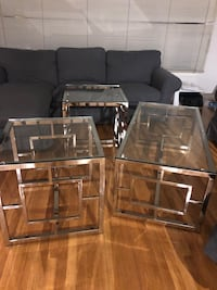 Living room table set only New York, 11367