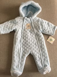 Brand new with tag baby bunting suit Bradford, L3Z