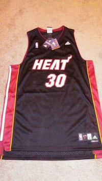 Miami Heat Michael Beasley basketball jersey Lakewood