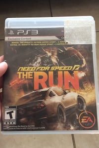 Need for speed the run video game Hudson, 34667