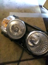 Head lights for chevy sonic