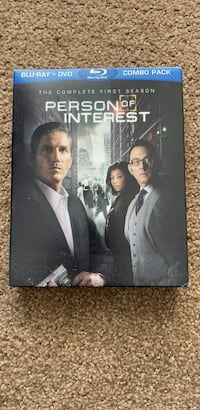 Person of interest (Season 1:Blu-Ray/DVD) Delta, V4C 3C8