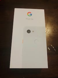 Google Pixel 3a plus case and screen protector Toronto, M6H 2W9