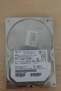 white and gray Seagate hard disk drive Toronto