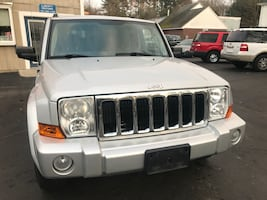 2007 Jeep Commander Sport 4X4 Low mileage financing available