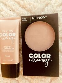 Revlon color charge highlighting powder and liquid highlighter Anchorage, 99508