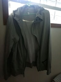 gray zip-up jacket Calgary, T3G 3N3