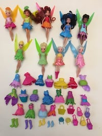 Tinkerbell fairies and friends Columbia, 21046
