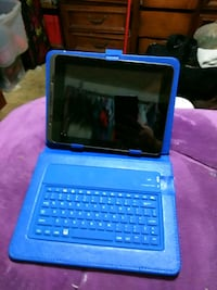 Audiovox tablet with Bluetooth keyboard  Channelview, 77530