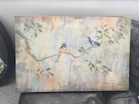 Bird Canvas Wilmington, 28411