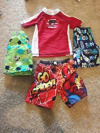 18 month and 2T swimwear