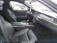 2011 BMW 740 I Parts Only  Paterson