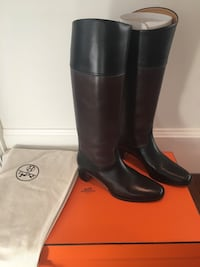 Hermes Leather Boot  West Vancouver, V7T 1H1