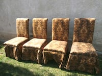 Total 6 chairs Bakersfield