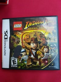 Lego Indiana Jones DS game ...... Surrey, V3S 1R8