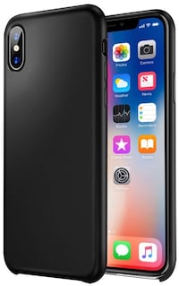iPhone X Silicone Case Burnaby, V3J