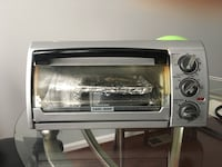 stainless steel Oster toaster oven Broadlands, 20148