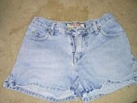 Thick jean shorts Radcliff, 40160