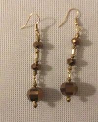 Earnings copper and gold color Sacramento, 95832