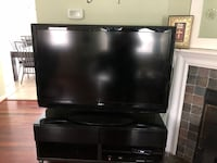 55inch Sanyo tv with stand Alexandria, 22310