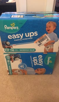 Pull Ups Size 3t-4t Silver Spring, 20901
