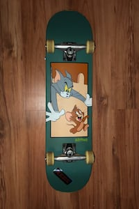 Almost Famous Skateboard