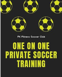 soccer personal training