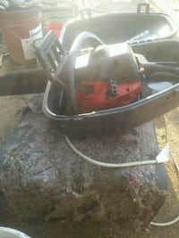 red and gray corded power tool Bakersfield, 93307
