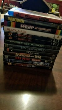 assorted Sony PS3 game cases Blacksburg, 24060