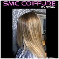Hair styling in LAVAL Laval, H7K 3R2