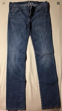 7 For All Mankind Authentic Blue Straight Leg Jeans SIZE 29 NWOT London, N6G 2Y8