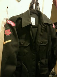 button-up jacket  RCAC Victoria, V8W