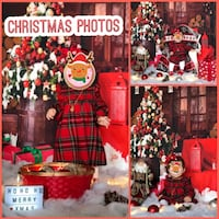 Christmas pictures Toronto