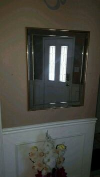 Mirror size 30x24 yellow   Vaughan, L6A 1N1
