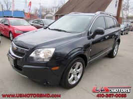 Chevrolet Captiva Sport Fleet 2014