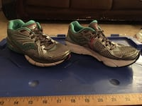 Saucony Hurricane 15 Shoes sz 6.5 1156 mi