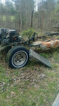 1981 Chevy Truck rolling chassis Newton, 28658