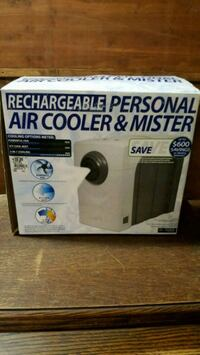 Rechargeable Personal Air Cooler Mister North Haven, 06473