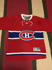 Montreal Canadiens NHL Hockey Jersey Home size XL