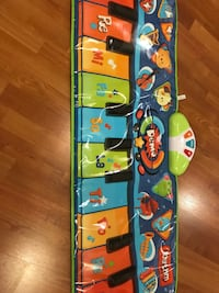 Piano activity mat Valparaiso, 46385