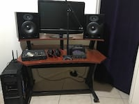 Complete professional recording studio and video and photography Editing rig North Las Vegas