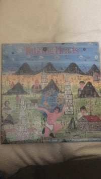 Talking Heads - Little Creatures VG+/VG+ Louisville, 40217