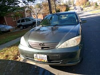 2002 Toyota Camry Silver Spring