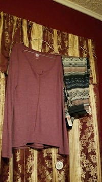 Nwt xl 30$ for the outfit  Schuylerville, 12871