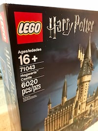 LEGO Harry Potter Hogwarts Castle 阿灵顿, 22206
