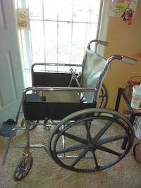 black and gray wheelchair Citrus Heights, 95610