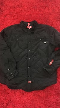 Great Durable Black Jacket Little Rock, 72205