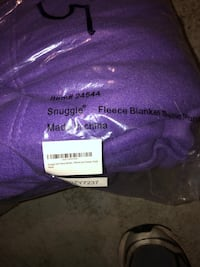 Purple Snuggie